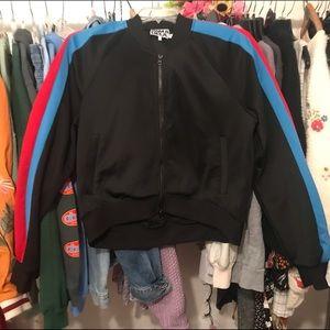 Cropped Pam&Gela bomber jacket